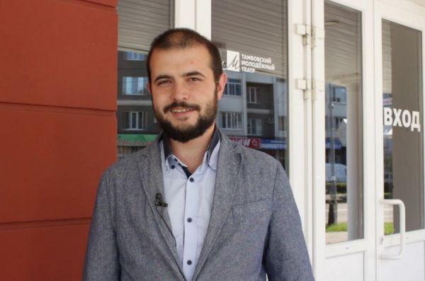 """Директор """"Молодёжки"""" рассказал о роли театра в жизни тамбовчан"""