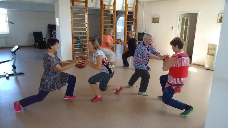 Для пожилых тамбовчан организовали программы по профилактике деменции