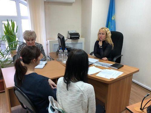 Глава Тамбова Наталия Макаревич провела личный приём граждан