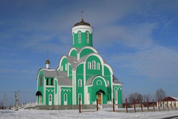 Храм в Большой Липовице построили без разрешительных документов
