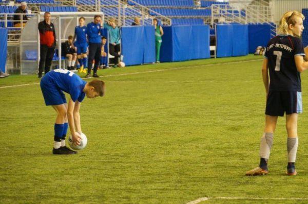 """Игроки """"Академии футбола"""" остались в шаге от медалей на домашнем турнире"""