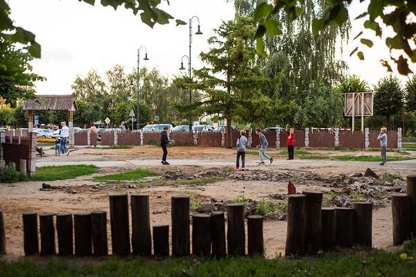 На реконструкцию сквера на Набережной потратят более 24 миллионов рублей