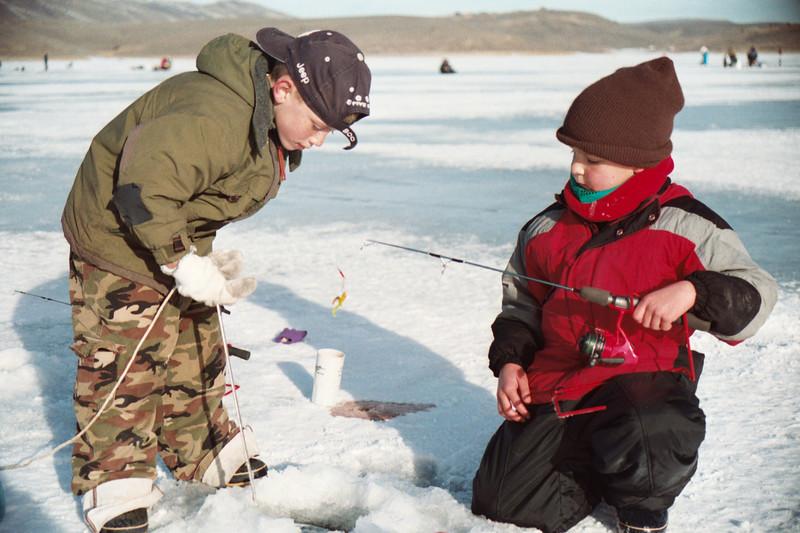 На Тамбовском водохранилище пройдёт детский рыболовный фестиваль