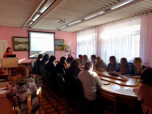 Научно-практический семинар на базе МБУ «Центр психолого-педагогической и медико-социальной помощи»