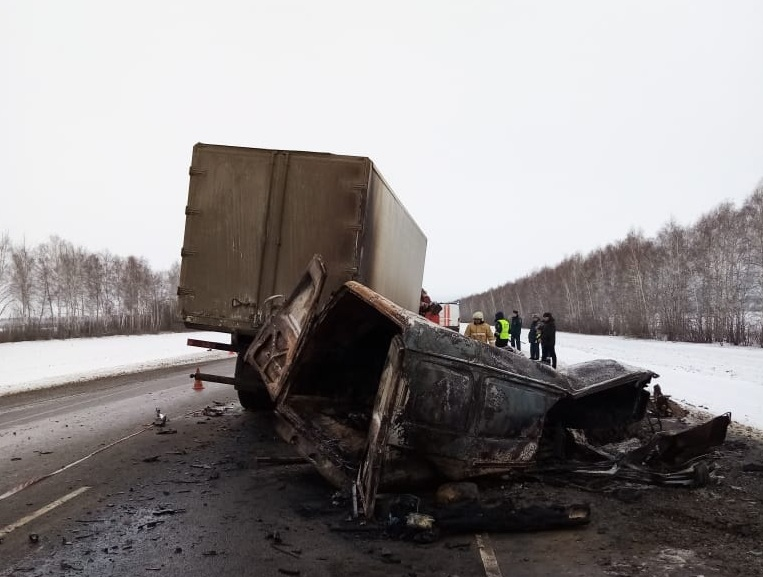 Обстоятельствами аварии с шестью погибшими в Тамбовской области занялись следователи