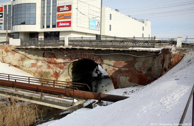 Реконструкция моста на Базарной может стоить почти 73 миллиона рублей
