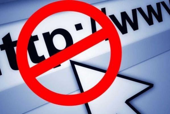 Роскомнадзор заблокировал более 500 экстремистских сайтов
