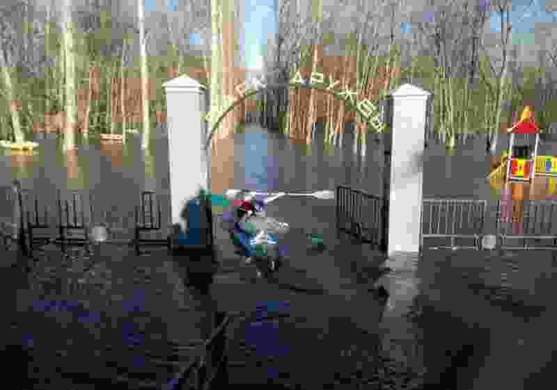 Тамбов готовится к весеннему паводку