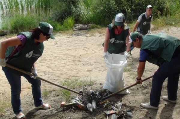 Тамбовские экологи в этом году проведут несколько субботников на территории региона