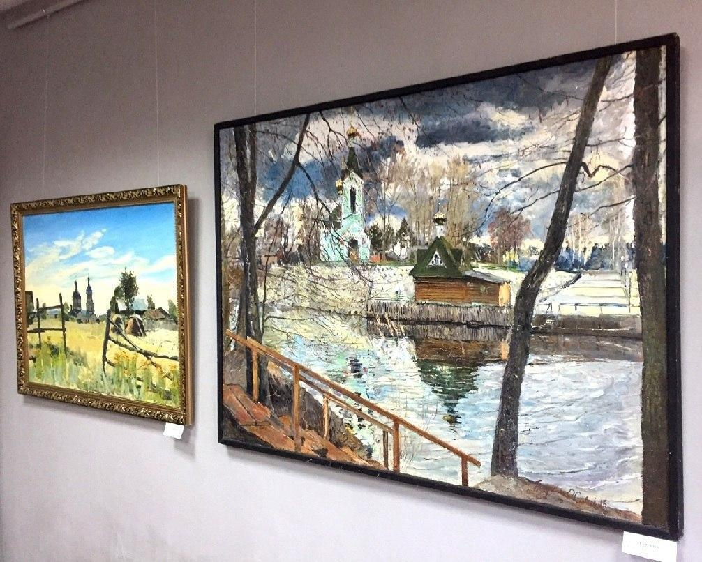 Тамбовский художник Владимир Сизов скончался после продолжительной болезни на 74-м году жизни