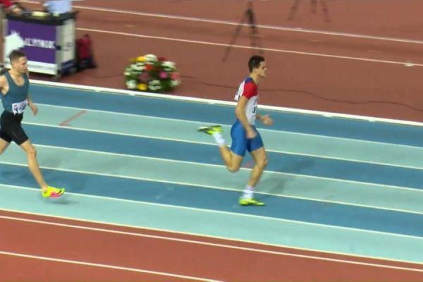 Тамбовский спортсмен установил новый рекорд области среди юниоров