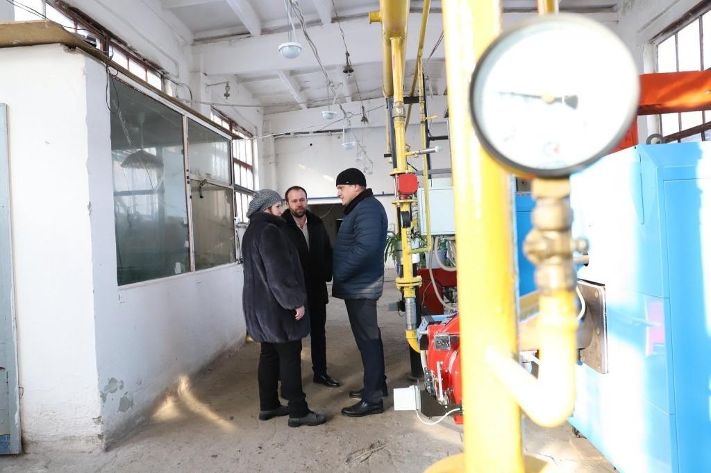 «ТСК» решила проблему теплоснабжения сразу нескольких социальных объектов в Кирсанове
