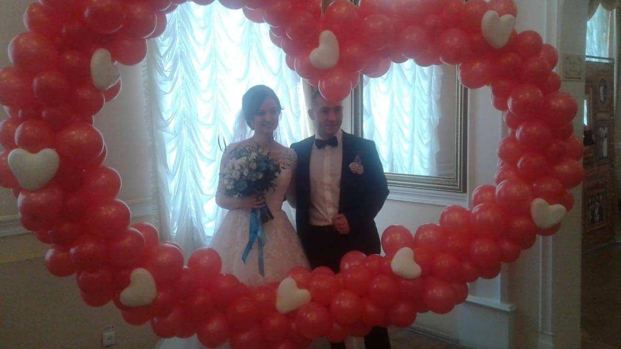 В День всех влюбленных свадьбу сыграют 15 тамбовских пар