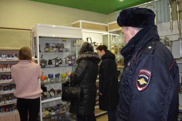 В Моршанске проверили торговые точки на наличие никотинсодержащей продукции