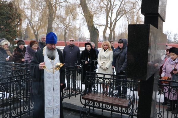 В Тамбове почтили память первого мэра города Валерия Коваля