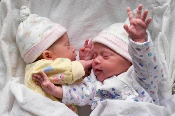В Тамбовской области младенцы чаще всего появляются на свет по средам