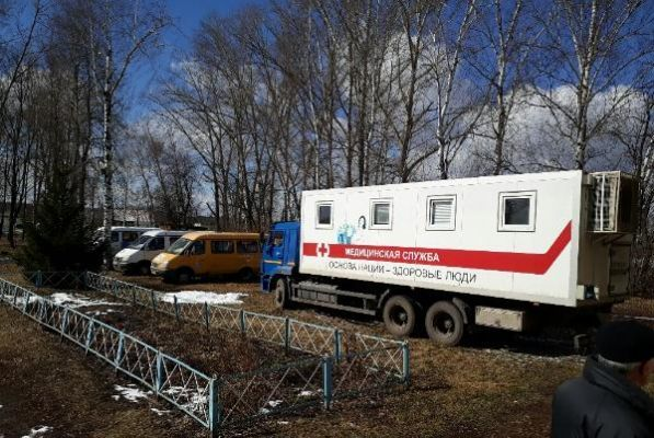 В Тамбовской области приобретут мобильные ФАПы