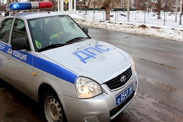 В Тамбовской области пьяный мужчина угнал машину у своего знакомого