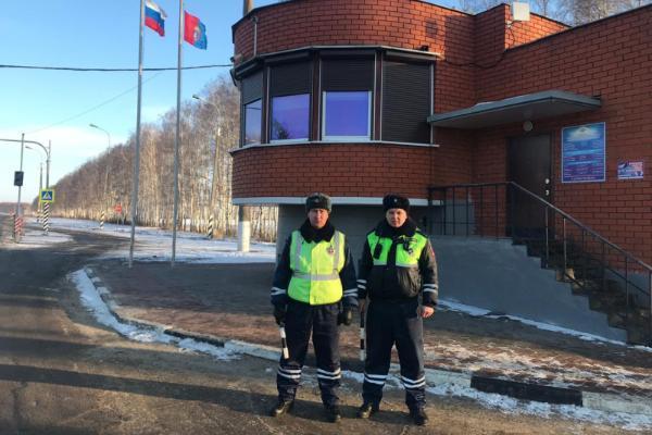 В Тамбовской области в автобусе задержали подозреваемых в убийстве