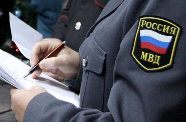 В Тамбовском районе четыре человека осуждены за оскорбление полицейских
