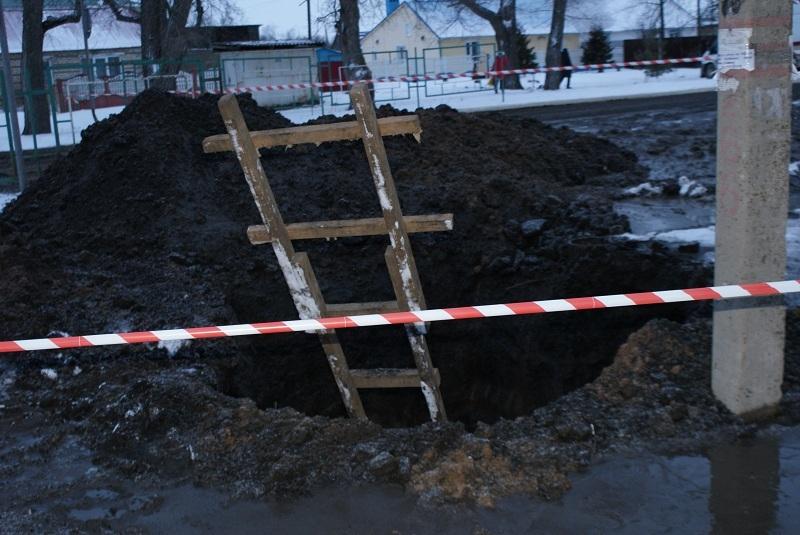 В Тамбовском районе во время земляных работ обнаружили неразорвавшийся снаряд