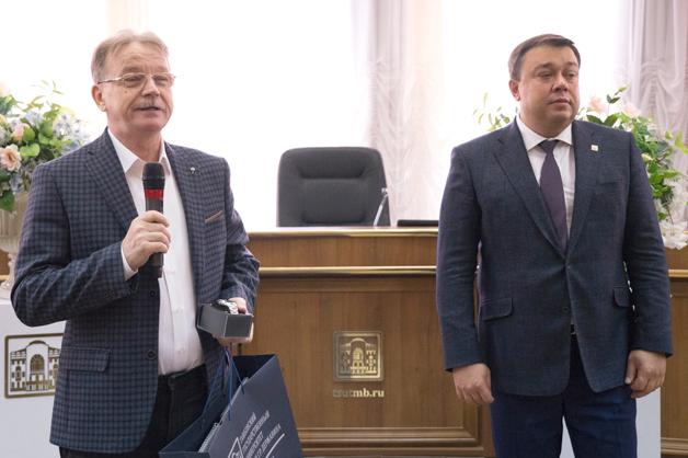 В ТГУ имени Державина отметили День российской науки
