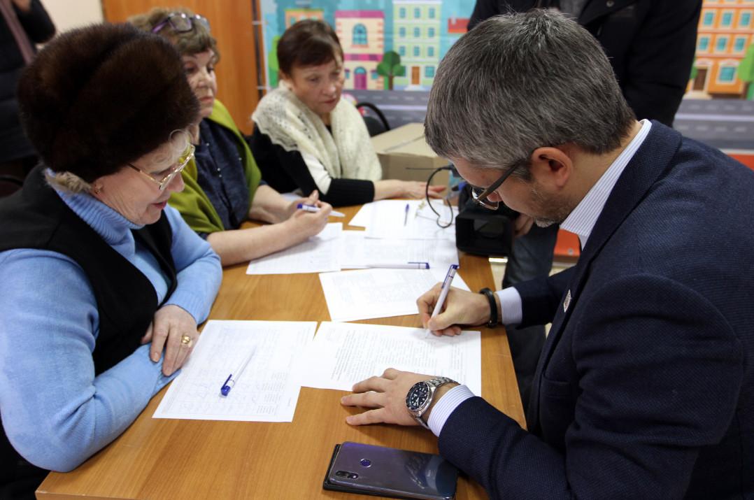 За два дня в рейтинговом голосовании приняли участие порядка 16 тысяч тамбовчан