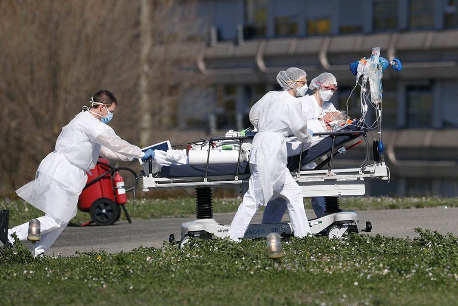 Глава ВОЗ заявил об ускорении пандемии COVID-19