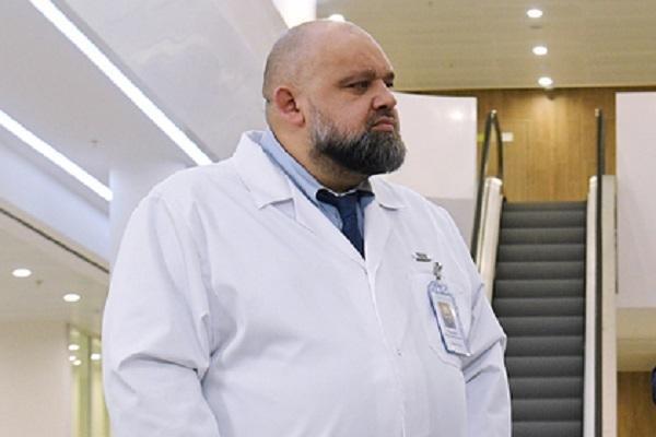 Главврач больницы в Коммунарке назвал два сценария развития пандемии