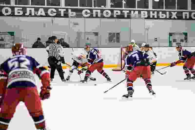 Хоккеисты ТГУ имени Державина сыграют в финале Студенческой лиги