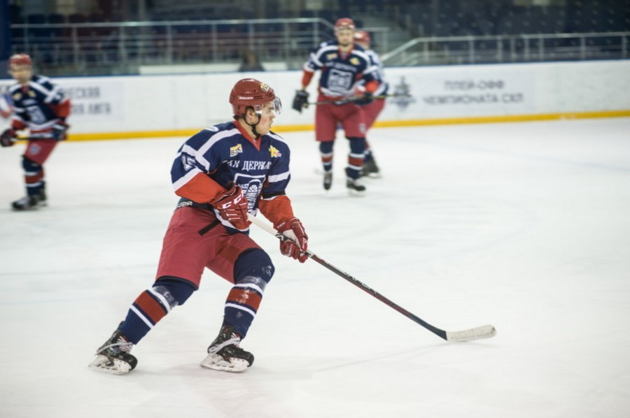 Хоккеисты ТГУ вышли в финал Студенческой лиги