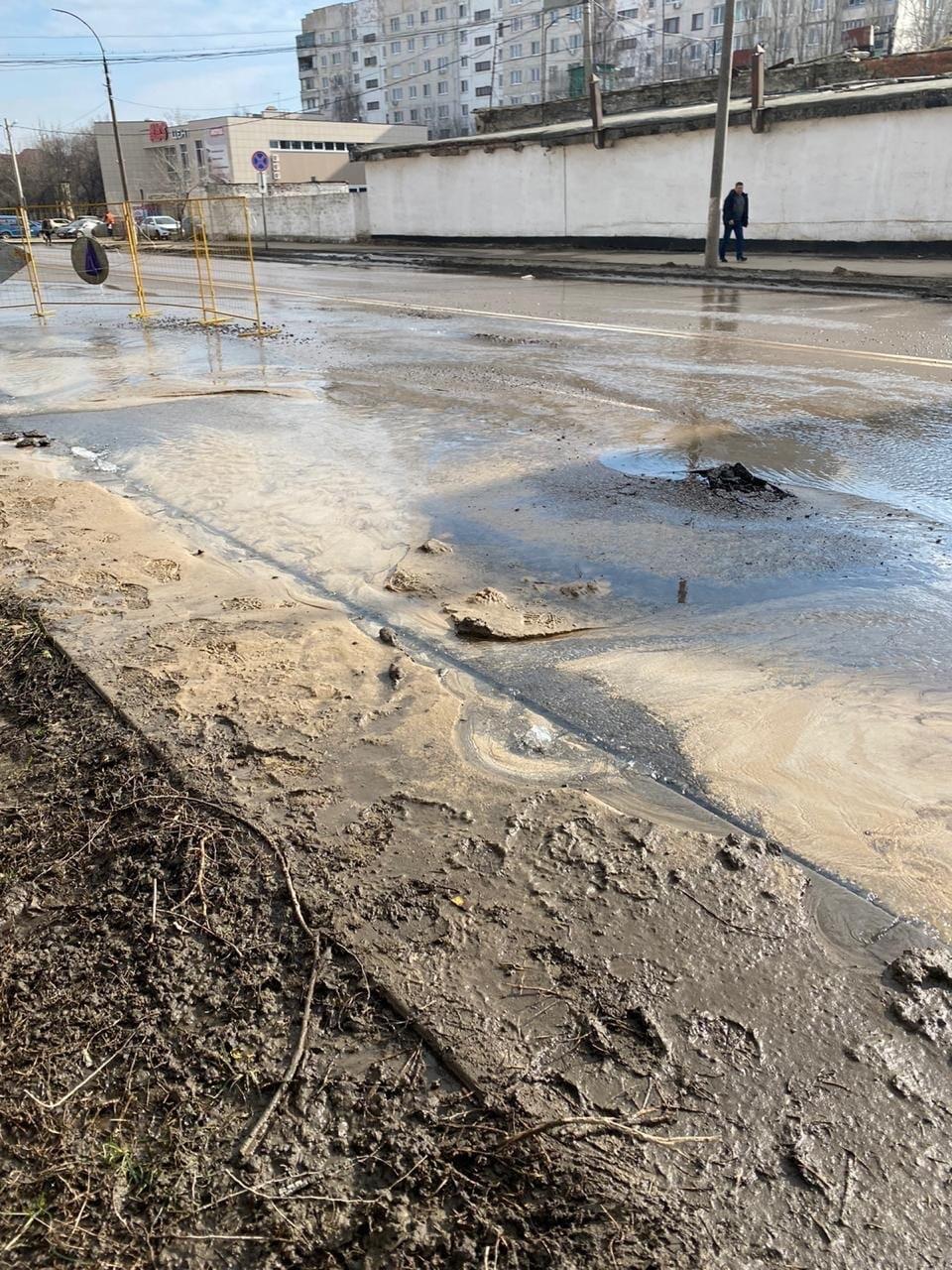 Из-за коммунальной аварии несколько многоэтажек Тамбова остались без холодной воды