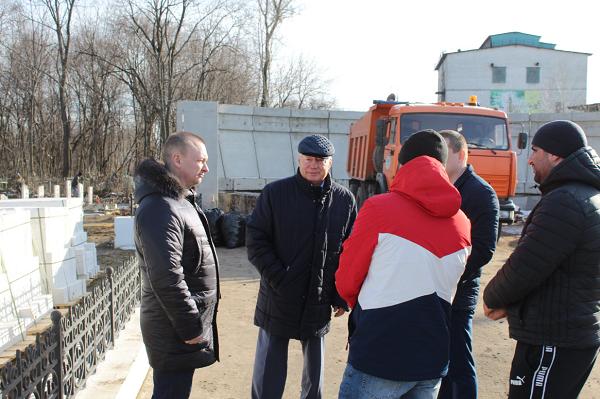 К 75-летию Победы в Мичуринске откроют мемориальный комплекс