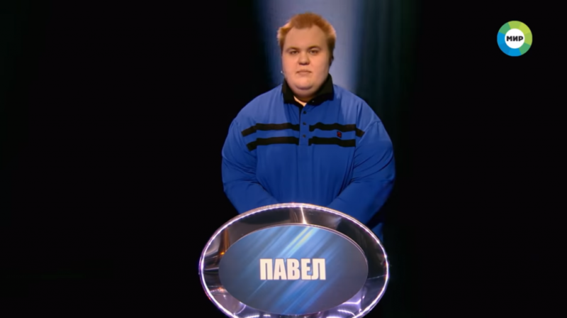 "Мичуринец принял участие в телеигре ""Слабое звено"""