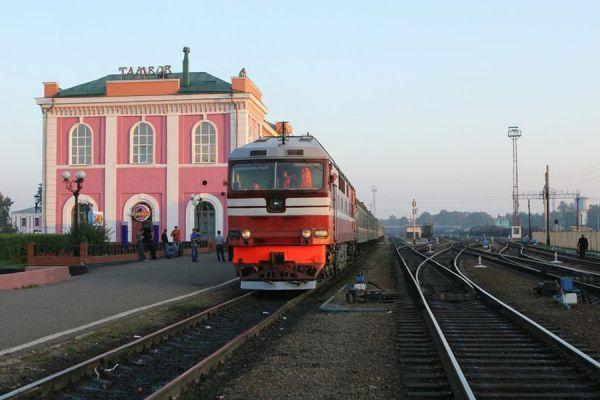 РЖД отменяет поезда из Тамбова в Москву