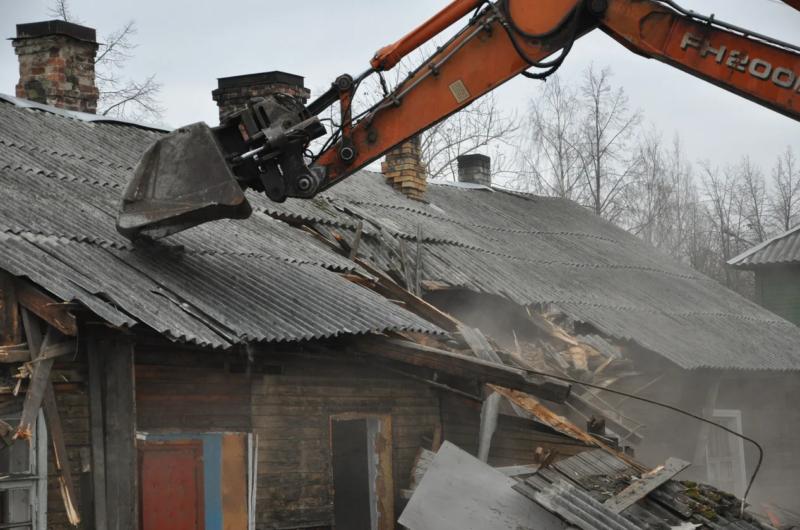 Суд обязал администрацию Тамбова снести несколько пустующих аварийных домов