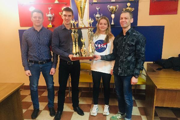 Тамбовчане завоевали Кубок трех федераций по автомобильному спорту