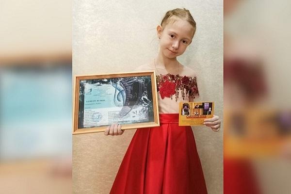 Тамбовчанка стала лауреатом XV Международного конкурса классической музыки
