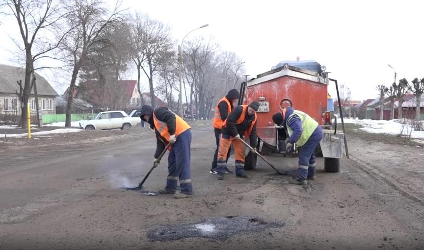 Тамбовские дороги покроются заплатками