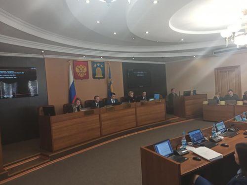 В ходе очередного 69-го заседания Тамбовской городской Думы народные избранники рассмотрели блок финансово - бюджетных вопросов.