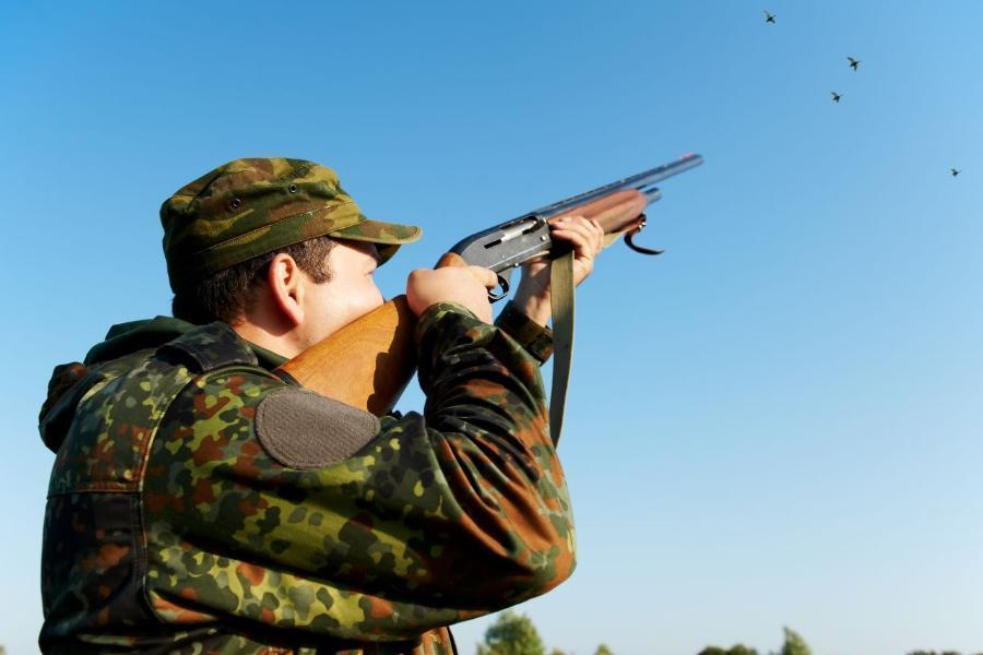 В регионе открыли сезон охоты на пернатую дичь