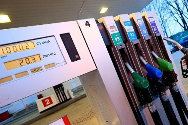 В России могут вырасти цены на бензин