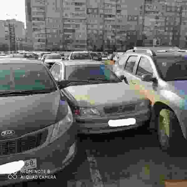 В Тамбове появился мастер парковки 80 лвла