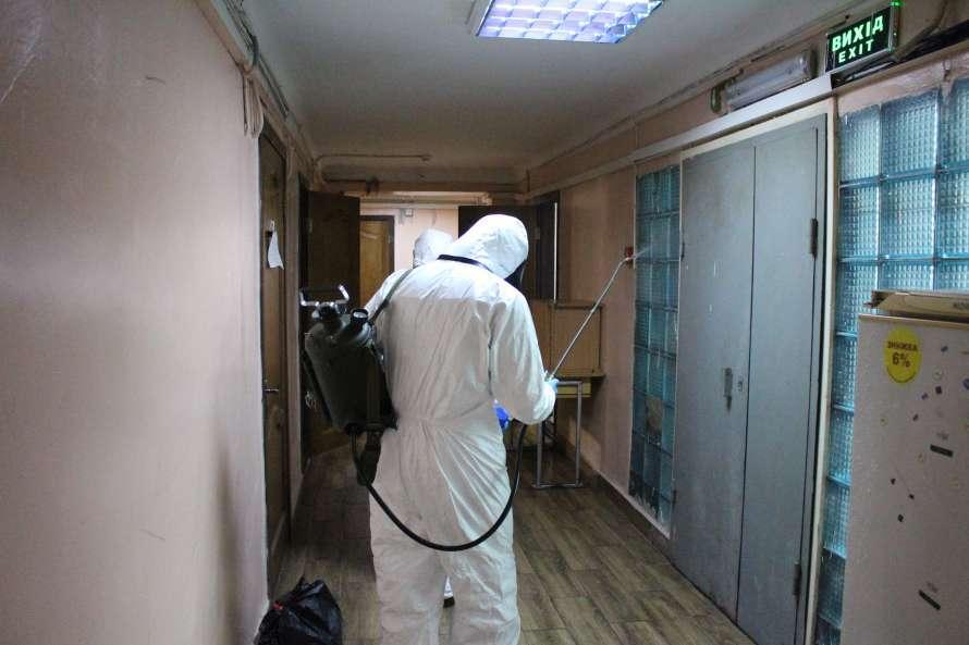 В Тамбове распространяют фейковую информацию о дизенфекции квартир от коронавируса
