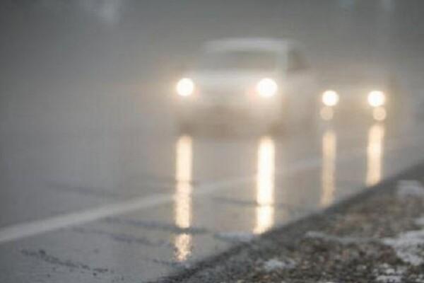 В Тамбовской области ожидается туман и гололедица