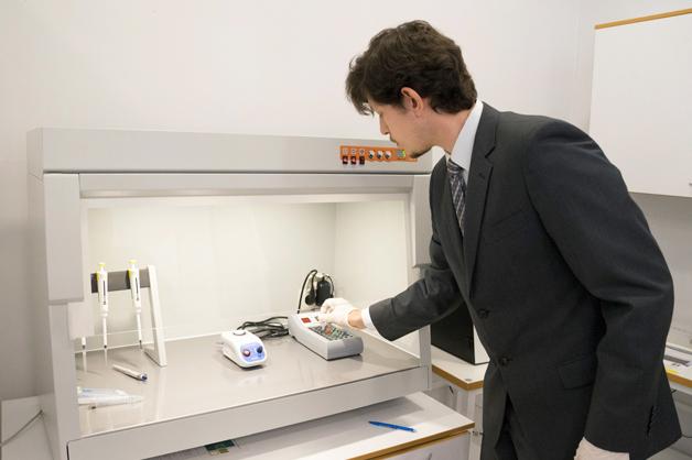 В ТГУ имени Державина открылась лаборатория молекулярно-генетических исследований