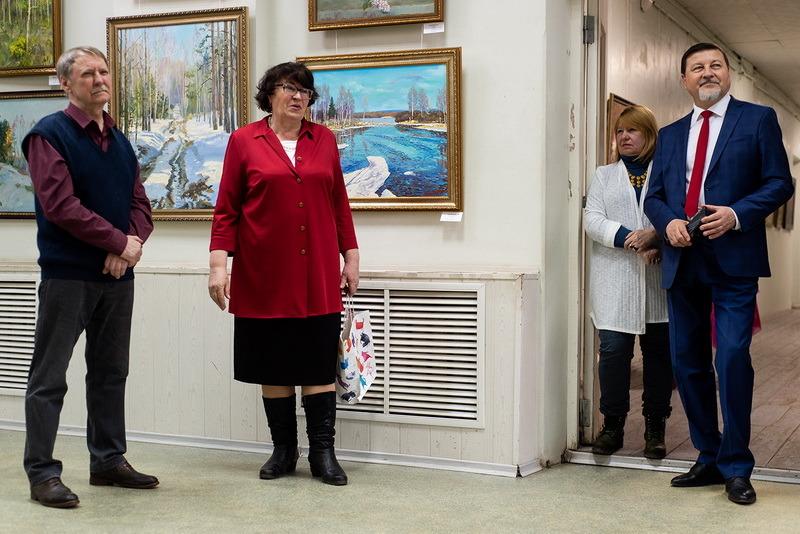 Весенняя выставка открыла свои двери для всех любителей тамбовской природы