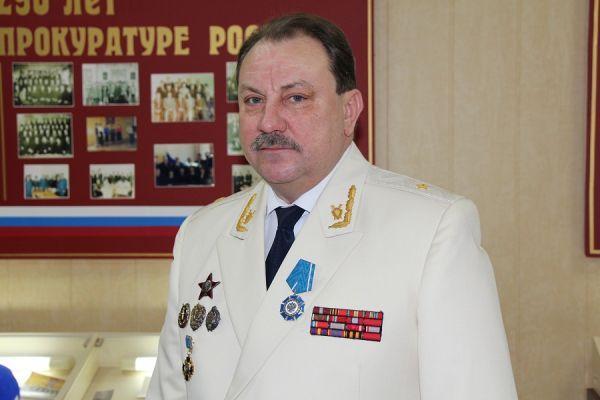 Владимиру Торговченкову исполнилось 55 лет