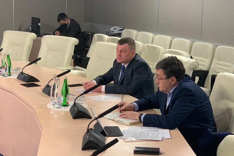 Александр Никитин принял участие в правительственном совещании