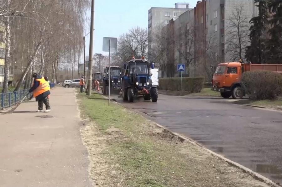 На следующей неделе в Тамбове усилят обработку улиц, прилегающих к детским садам и медучреждениям